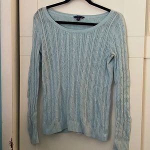 American Eagle Outfitters soft blue sweater 💙